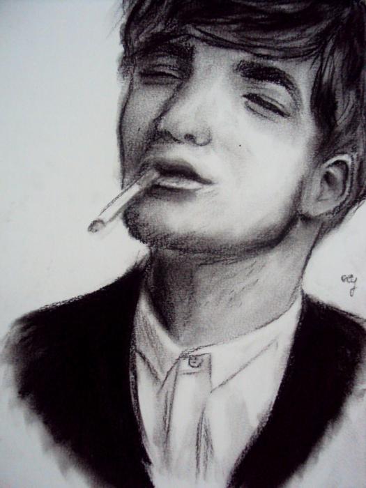 Robert Pattinson by ely1605